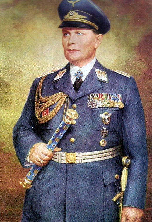 Hermann Goering Ww2 In Better days, Herman...