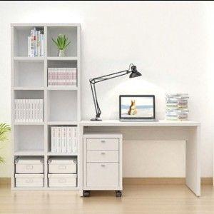 meja belajar model minimalis   dekorasi rumah, minimalis