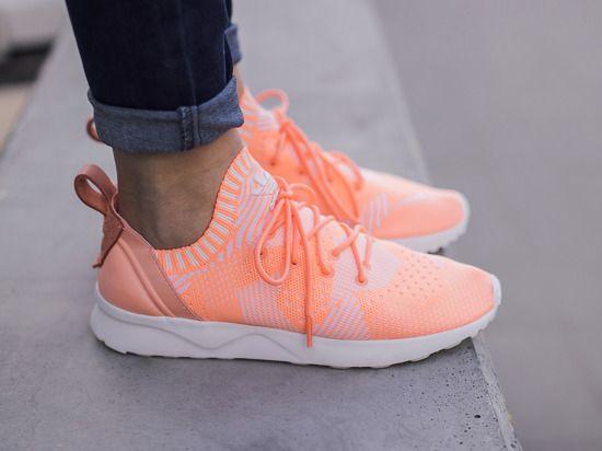 Buty damskie sneakersy adidas Zx Flux Adv Virtue Primeknit