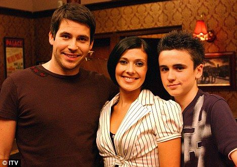 ryan connor coronation street | face became known when he appeared in Coronation Street as Liam Connor ...
