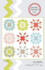 Swoon Pattern by Camille Roskelley
