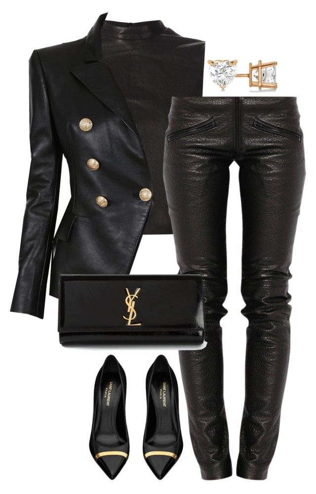 Black And Gold Party Leather Jacket Black Black And Gold Outfit