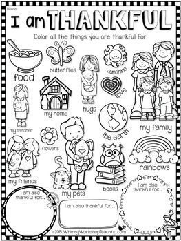 Thanksgiving Coloring Pages Teachers Pay Teachers Concept