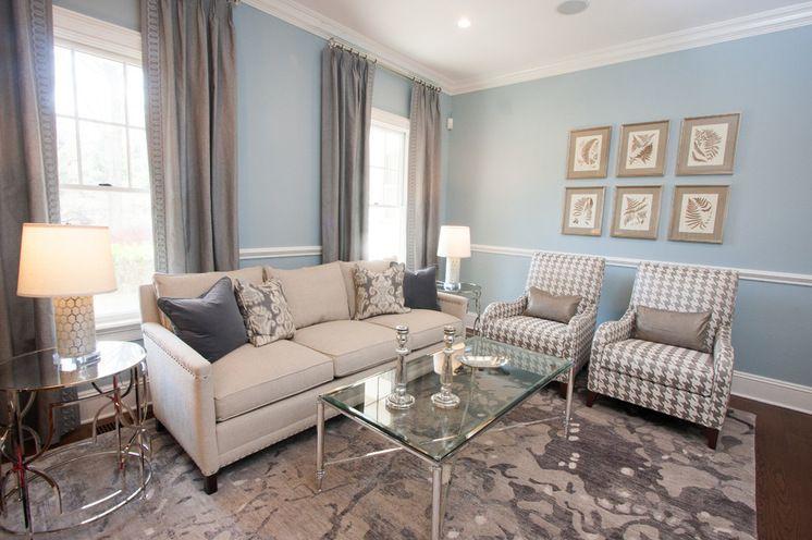 transitional living room by lisa fero interiors llc