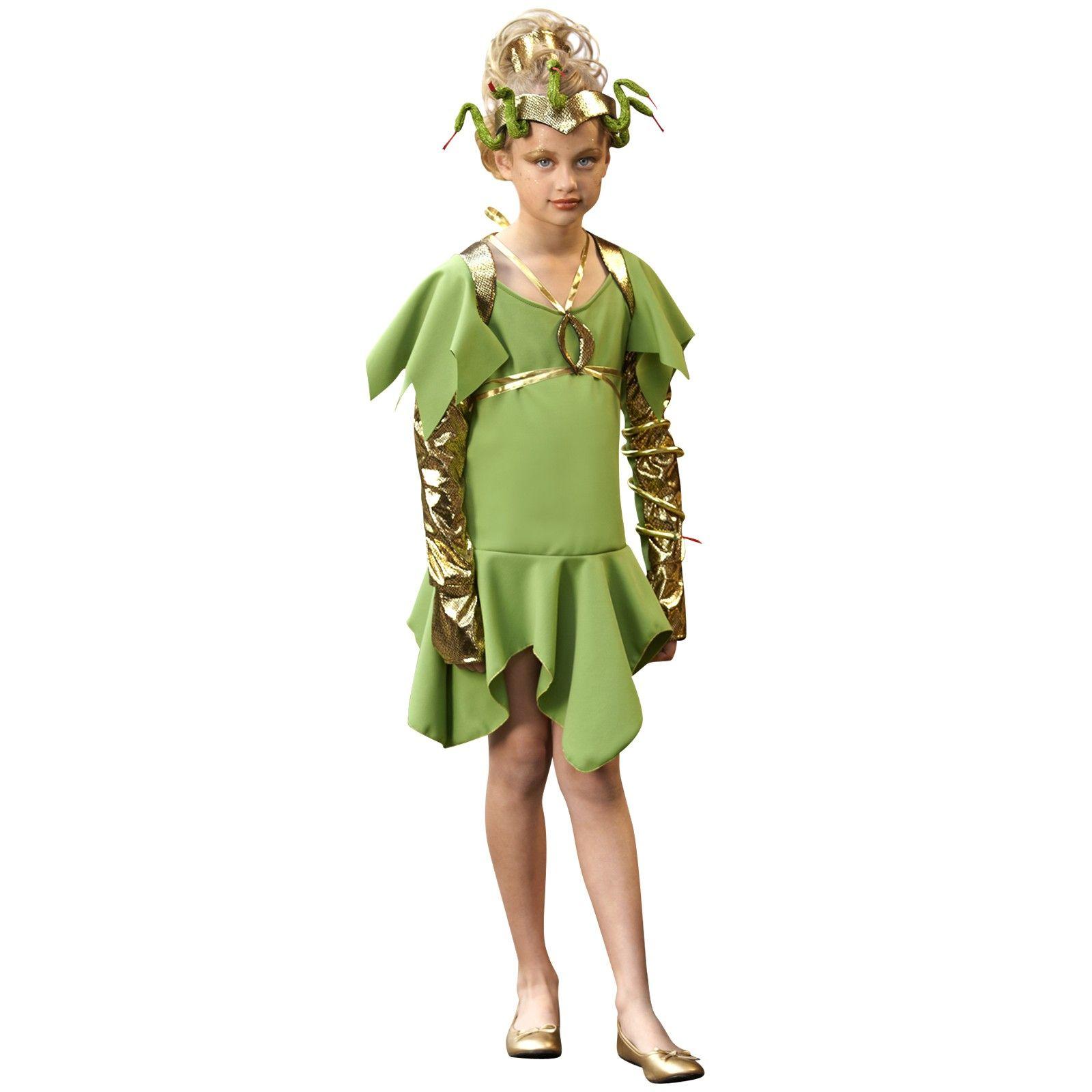 medusa child costume - Medusa Halloween Costume Kids