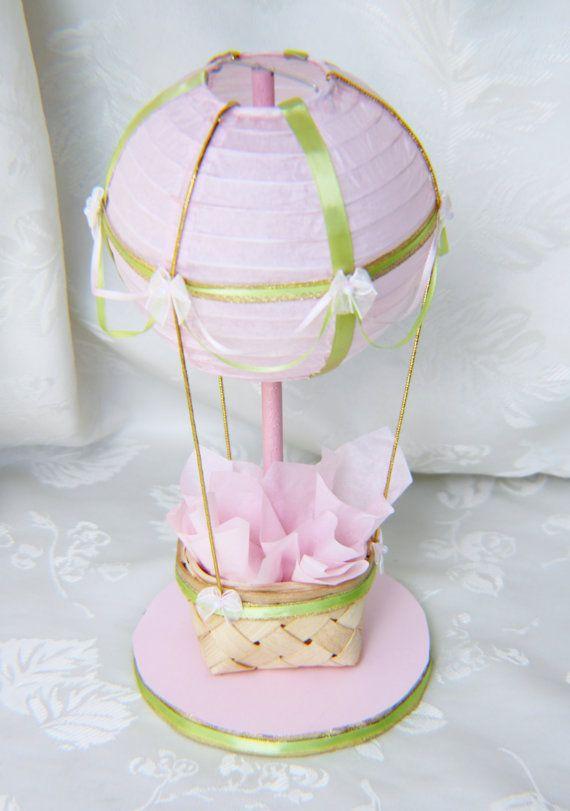 Aire caliente globo Mini mesa centro de mesa por CraftedByYudi