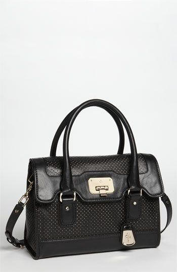 Cole Haan 'Brooke - Small' Leather Flap Tote: I've been looking for a professional but chic work satchel. This just might be it.