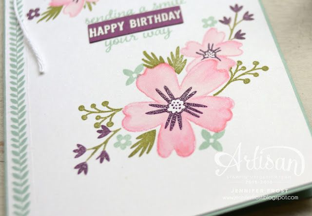 Love and Affection, Confetti Celebration, Affectionately Yours washi, Papercraft by Jennifer Frost, Artisan Design Team, Stampin Up