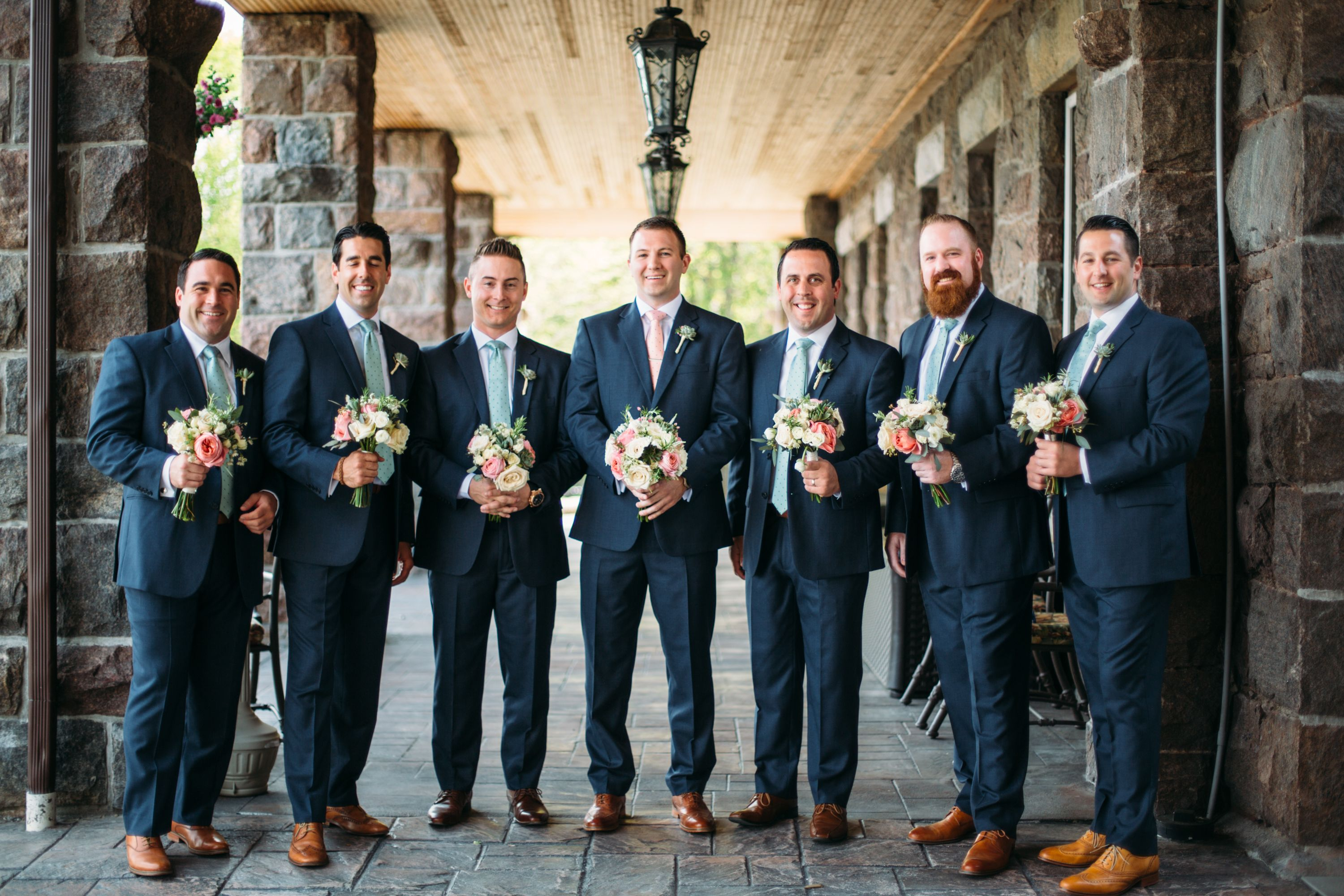 Navy Suits With Sage Ties | Wedding Ideas | Pinterest | Sage, Navy ...