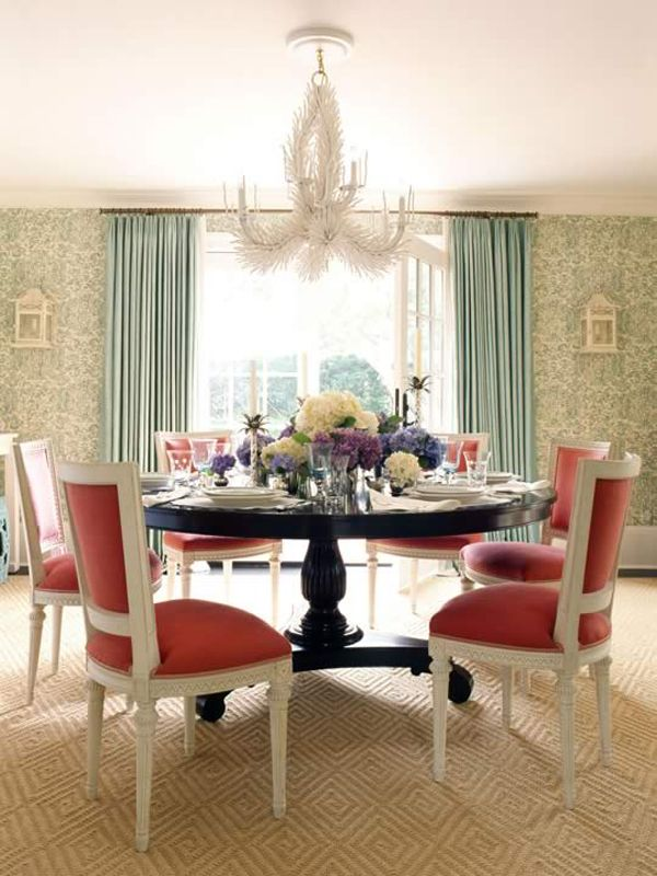 Anatomy Of A Home The Dining Room Dining Room Chairs Dining