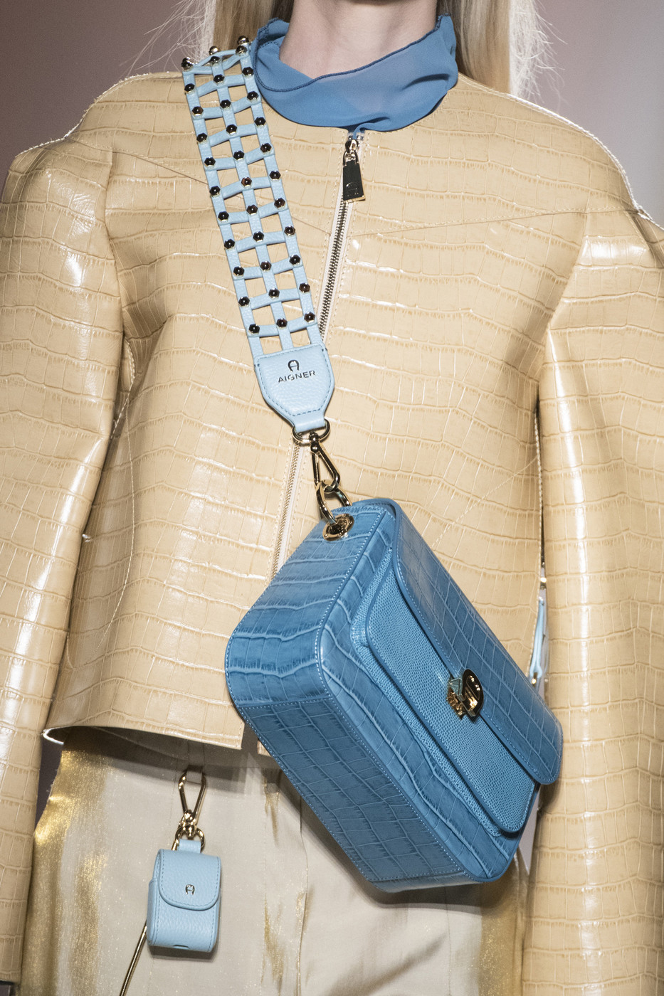 Aigner at Milan Fashion Week Spring 2020