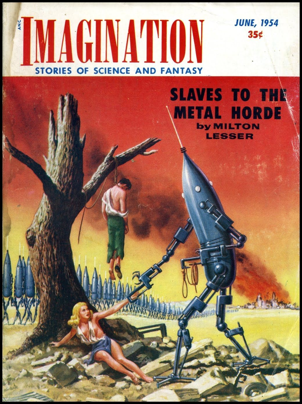 itcamefromouterspace:    Slaves to the Metal Horde