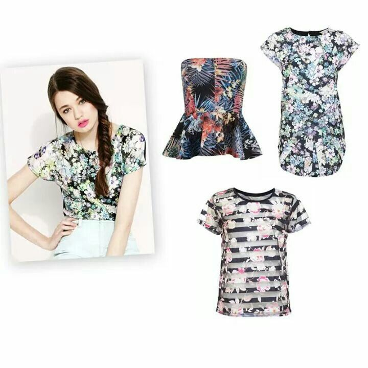 Floral Casuals