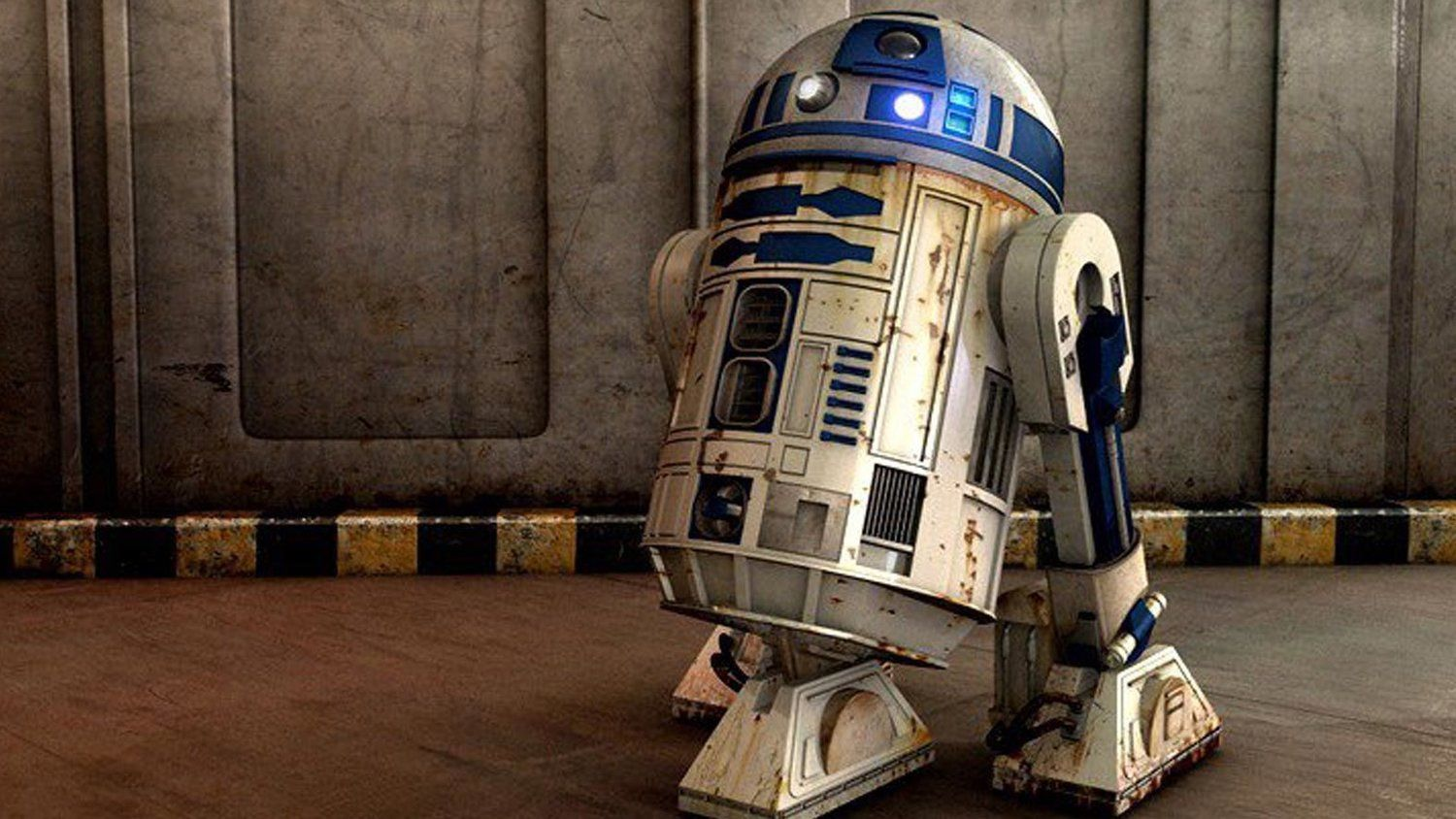 The Role of R2-D2 Has Been Filled by Jimmy Vee in STAR WARS: THE LAST JEDI