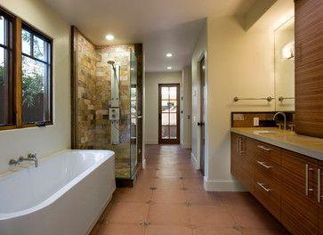 Bath Photos Spanish Bungalow Design Ideas, Pictures, Remodel, and Decor - page 4