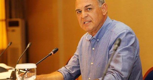 Ο Βαγγέλης Γραμμένος υποψήφιος πρόεδρος για ΕΠΟ
