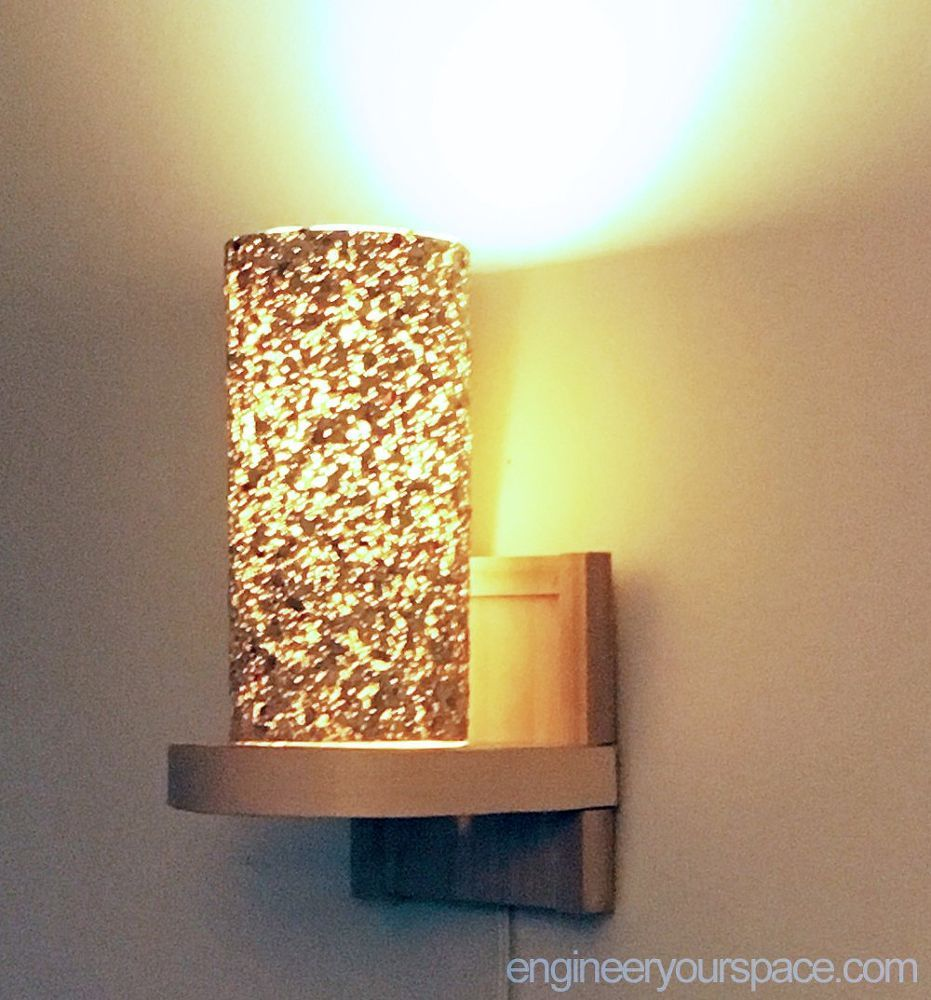 Small Living Room Lighting Ideas How To Make A Wall Lamp Sconce Sconce Lamp Wall Lamp Lamp #small #living #room #lamps