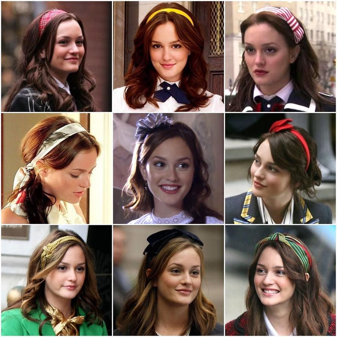Instylemagazine On Instagram Blair Waldorf The Greatest Hair Accessory Icon Of All Time Gossip Girl Hairstyles Gossip Girl Blair Gossip Girl Fashion