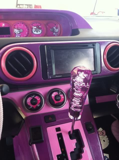 Hello kitty pretty sure my xb neeeeeeddddssss to be - Hello kitty car interior accessories ...