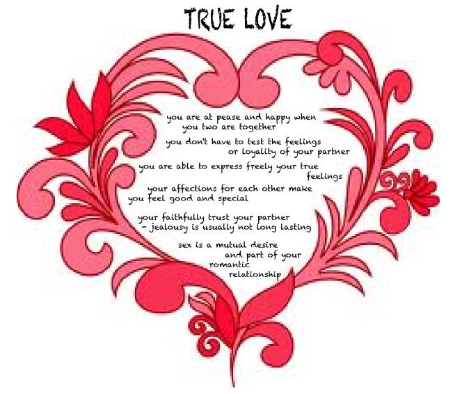 Love test true real Relationship Quiz: