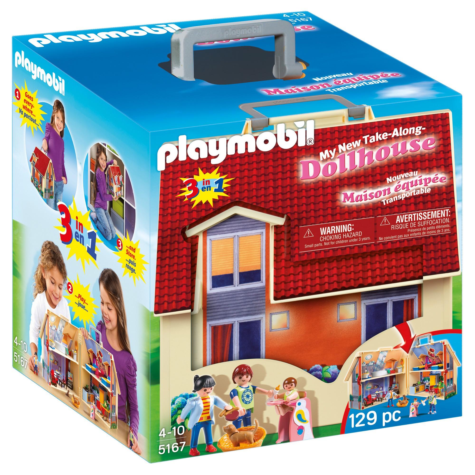 Playmobil Take Along Modern Dollhouse Playmobil Modern Dollhouse Doll Houses For Sale
