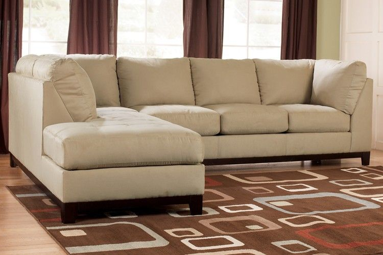 Magnificent Signature Fusion Sectional Khaki Sectionals Raleigh Download Free Architecture Designs Rallybritishbridgeorg