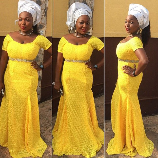 Wedding Guest Dresses African Lace Pinterest Aso Ebi