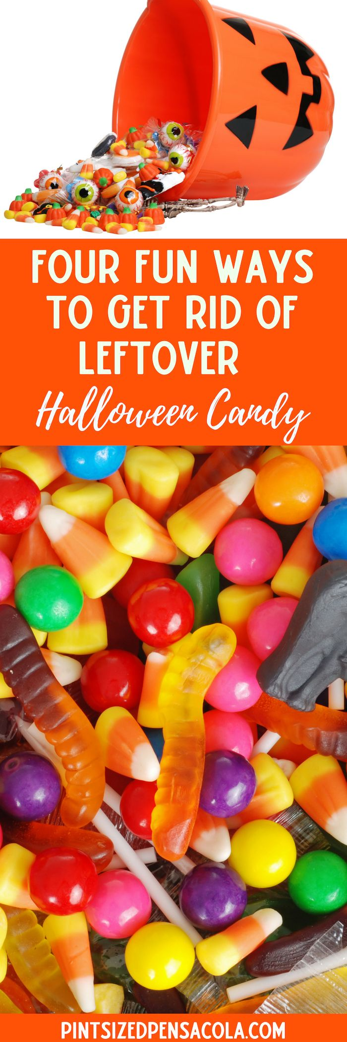 Pensacola Halloween 2020 Four Fun Ways To Get Rid Of Leftover Halloween Candy   Leftover