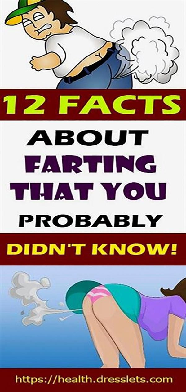 12 Facts About Farting You Probably Did Not Know #health #food #healthyfood #homeremedies #keto