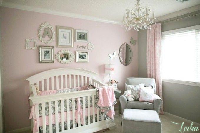 Déco chambre bébé fille pas cher | Maison - Chambres d\'enfants ...