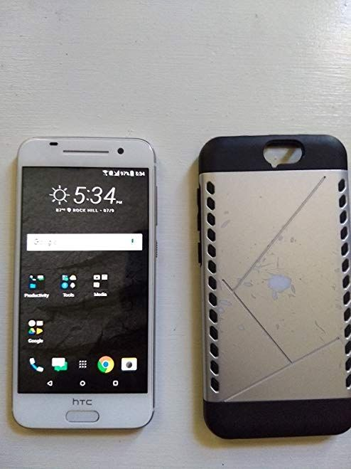 HTC ONE A9 (Carbon Gray) 32GB Sprint Review Htc