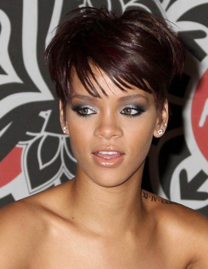 Wondrous 1000 Images About Transformation On Pinterest Black Women Short Hairstyles For Black Women Fulllsitofus