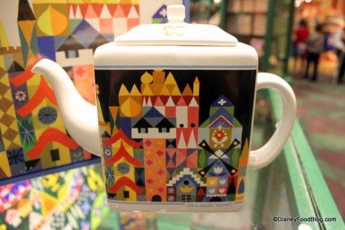 Mary Blair teapot