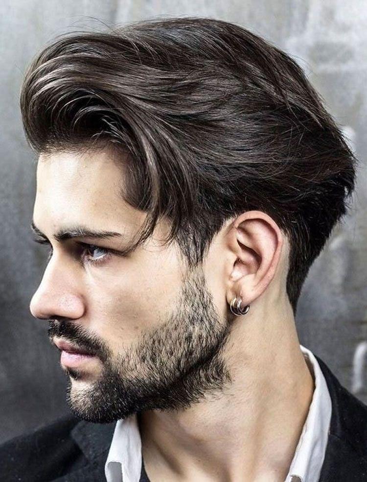 62 Peinados Mas Elegantes Y Preferidos Para Hombres Con Barba En