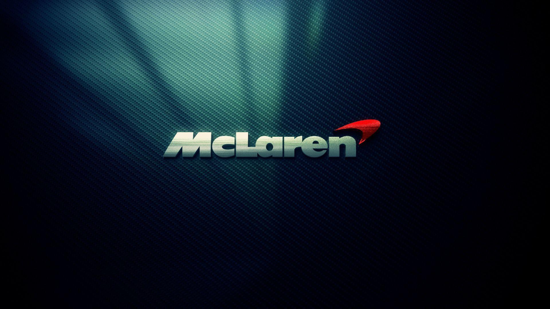 McLaren Logo images for desktop and wallpaper