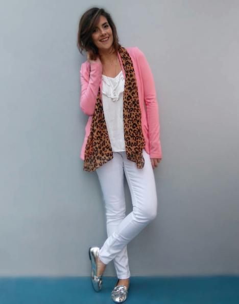 6730d7610a Look monocromático - Calça e Blusa branca