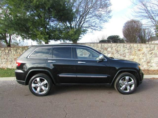 Used Cars Trucks Dealers 2011 Jeep Grand Cherokee Overland