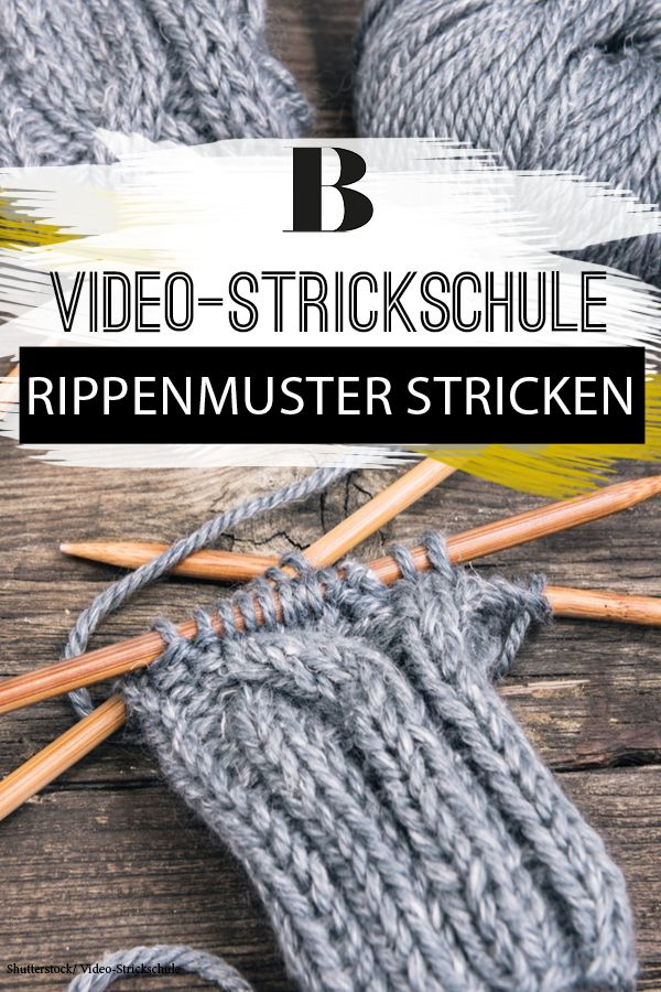 Famous Strickmuster Video Pictures - Decke Stricken Muster ...