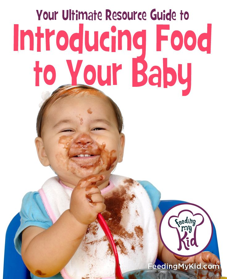 Your Ultimate Guide to Introducing First Food to Your Baby ...