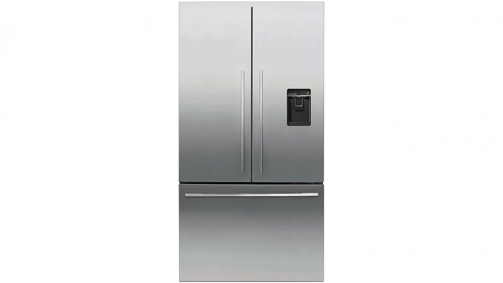 fisher u0026 paykel active smart 614l french door stainless steel fridges harvey
