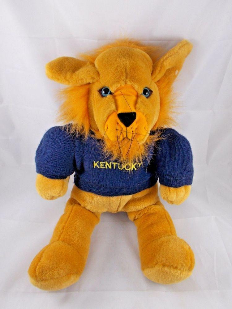 Goffa Kentucky Wildcats Plush 18 Kentuckywildcats Toys