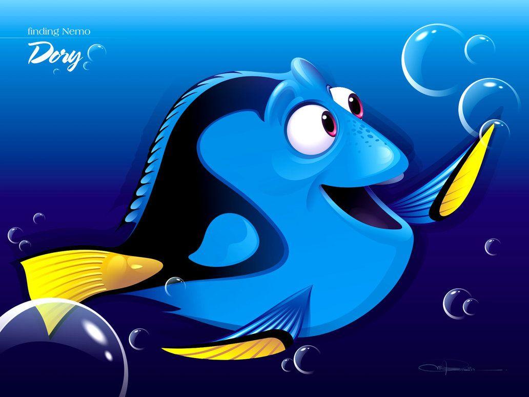 Dory Finding Nemo 2003 Le Monde De Nemo Dessins Animes Disney Disney Pixar
