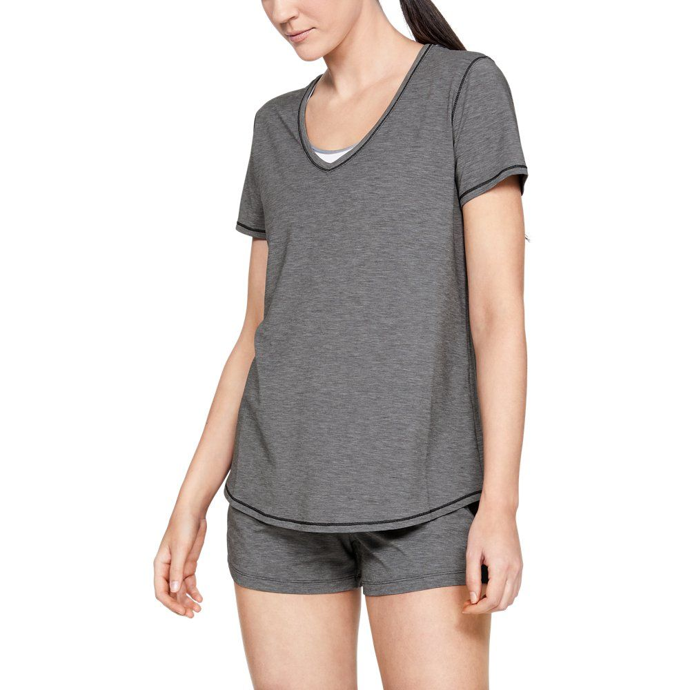 Photo of Under Armour Womens RECOVER Sleepwear – Pink XL