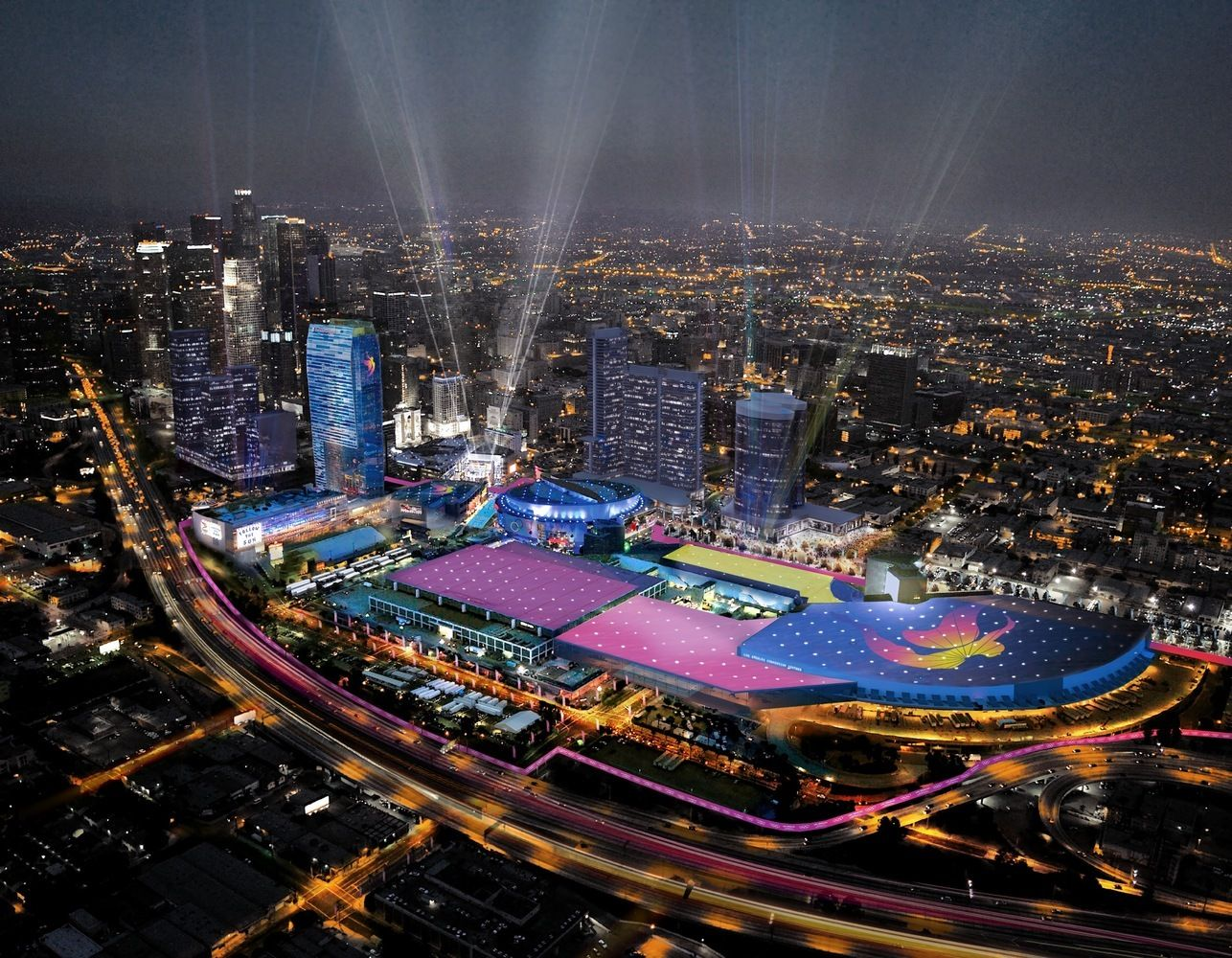 Gallery Of Paris And Los Angeles Selected As 2024 And 2028 Olympic Hosts 8 Olympics Los Angeles Los Angeles Rams