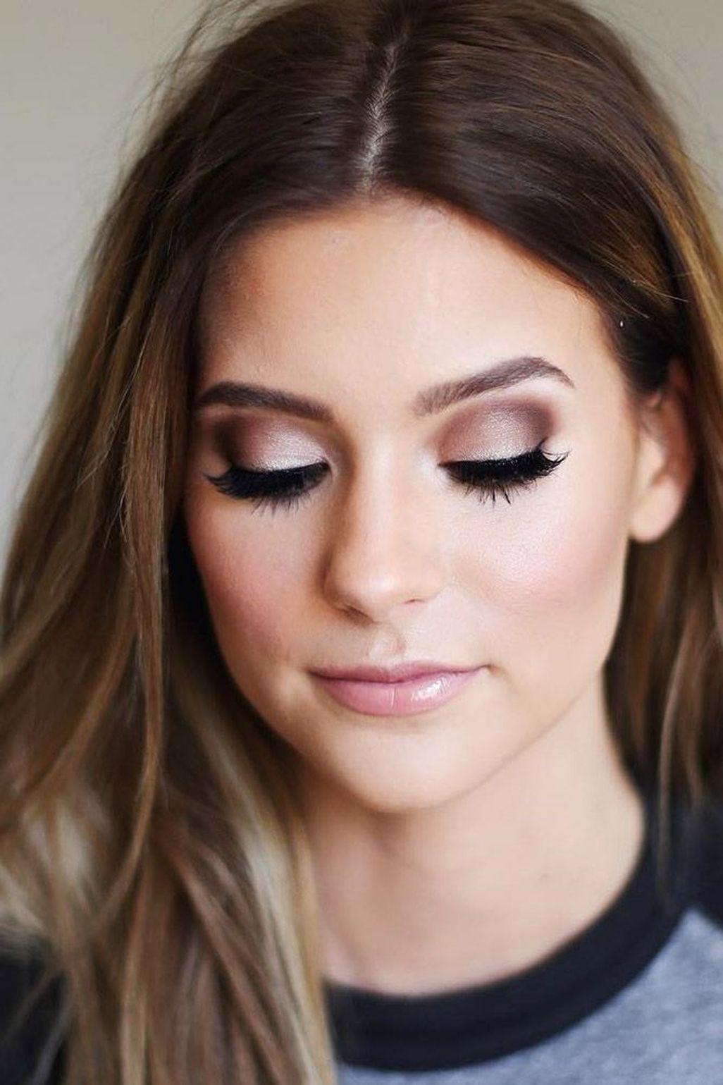 Pin By Lauren Nelsen On Hair Beauty Wedding Makeup Wedding