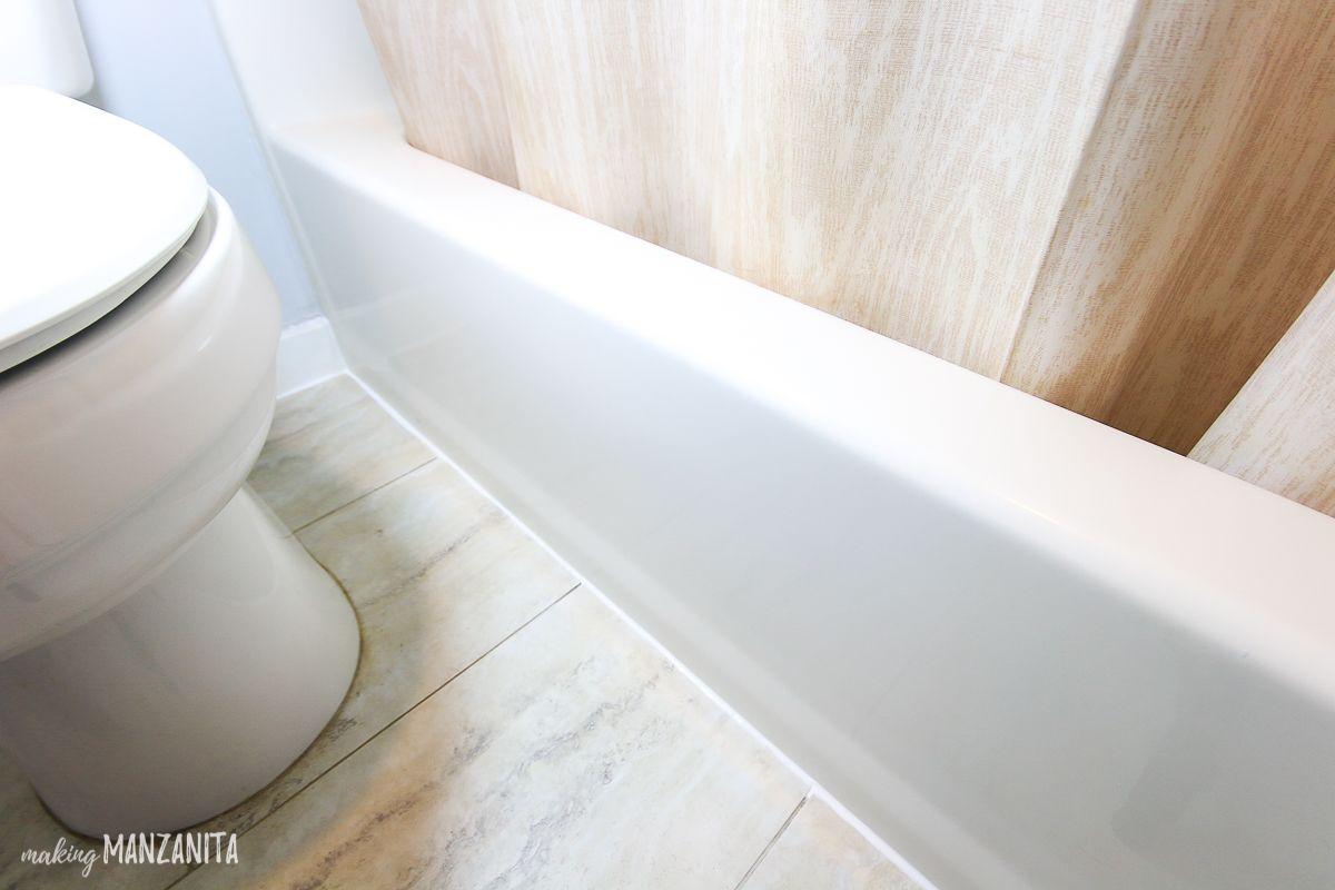 How To Recaulk A Bathtub Diy Projects Bathtub Diy Home