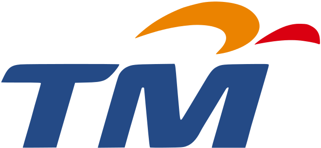 Logo Of The Telekom Malaysia Svg Tm Logo Corporate Shirts Logos