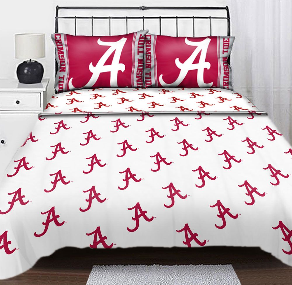 Alabama Crimson Tide Bedding