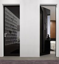 Interior armored door
