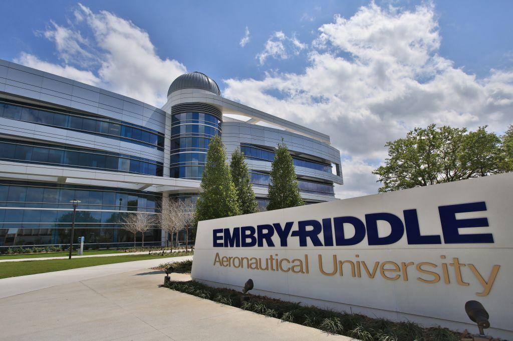 EmbryRiddle Aeronautical University College tour